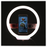 Yongnuo YN-128 LED lamp Roze - thumbnail 7