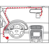 Transcend Dashcam Hardwire Kit voor DrivePro Micro USB - thumbnail 4