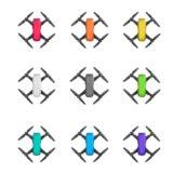 Pgytech Skin Set met 9 Kleuren voor DJI Spark