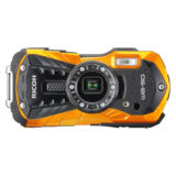 Ricoh WG-50 compact camera Kit Oranje - thumbnail 2