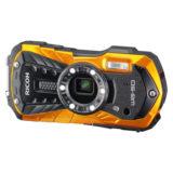 Ricoh WG-50 compact camera Kit Oranje - thumbnail 3