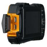 Ricoh WG-50 compact camera Kit Oranje - thumbnail 10