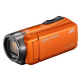 JVC GZ-R405 videocamera Oranje