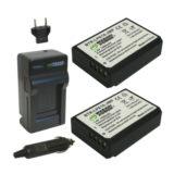 Wasabi Power Canon LP-E10 Power Accu en Lader Kit - thumbnail 1
