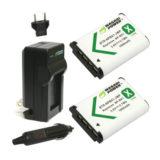 Wasabi Power Sony NP-BX1 Accu en Lader Kit - thumbnail 1