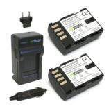 Wasabi Power Panasonic DMW-BLF19 Accu en Lader Kit - thumbnail 1