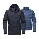 The North Face Mountain Light Triclimate Men's Jacket XXL Urban Navy - thumbnail 1