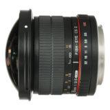 Samyang 8mm f/3.5 Fisheye MC Nikon CS-II objectief - Occasion - thumbnail 1