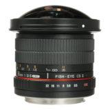 Samyang 8mm f/3.5 Fisheye MC Nikon CS-II objectief - Occasion - thumbnail 5
