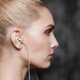 V-Moda Forza Metallo In-Ear koptelefoon Rose Gold iOS - thumbnail 2