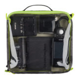 Tenba Cable Duo 8 Cable Pouch Camouflage/Lime - thumbnail 4