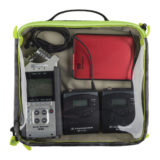 Tenba Cable Duo 8 Cable Pouch Camouflage/Lime - thumbnail 5