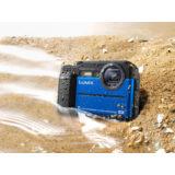 Panasonic Lumix DC-FT7 compact camera Blauw - thumbnail 3