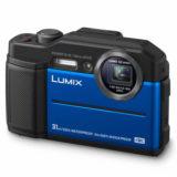 Panasonic Lumix DC-FT7 compact camera Blauw - thumbnail 5