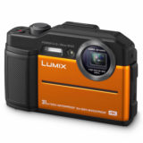 Panasonic Lumix DC-FT7 compact camera Oranje - thumbnail 5