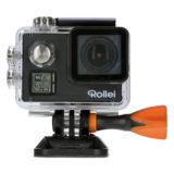 Rollei 530 action cam Zwart - thumbnail 1