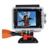 Rollei 530 action cam Zwart - thumbnail 2