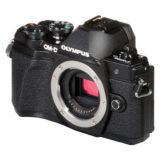Olympus OM-D E-M10 Mark III systeemcamera Body Zwart - thumbnail 8