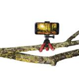 Hama Mini Tripod Flex 14cm Rood - thumbnail 5