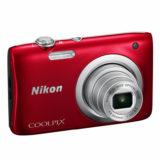 Nikon Coolpix A100 compact camera Rood - thumbnail 6