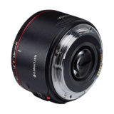 Yongnuo YN 50mm f/1.8 II Canon objectief Zwart - thumbnail 4