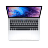 Apple MacBook Pro 13-inch Touch Bar Quadcore i5 2.3GHz 512GB Silver (MR9V2N/A) - thumbnail 1