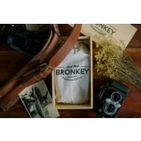Bronkey Berlin Cross Dual Leather Strap Small Bruin - thumbnail 9