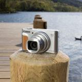 Canon Powershot SX740 HS compact camera Zilver - thumbnail 9