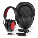 V-Moda Crossfade Bluetooth Over-Ear koptelefoon Rouge - thumbnail 4