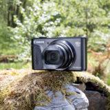 Canon Powershot SX740 HS compact camera Zwart Travel Kit - thumbnail 8