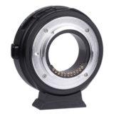 Viltrox EF-M1 Autofocus Lens Mount Adapter - thumbnail 2