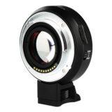 Viltrox EF-E II Autofocus Lens Mount Adapter - thumbnail 2