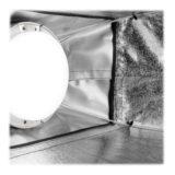 Westcott Stripbank 1x3 Silver Interior - thumbnail 3