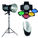 Godox QS600II Background Kit - thumbnail 1