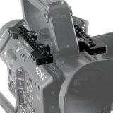 SmallRig 1796 Top Plate voor Sony PXW-FS5 - 2 stuks - thumbnail 2