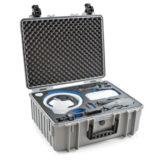 B&W Copter Case Type 6000 voor Mavic Fly More Combo + Goggles - Grijs  - thumbnail 3