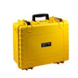 B&W Copter Case Type 6000 voor DJI Phantom 4 - Geel - thumbnail 4