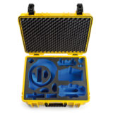 B&W Copter Case Type 6000 voor Mavic Fly More Combo + Goggles - Geel - thumbnail 1