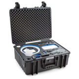 B&W Copter Case Type 6000 voor Mavic Fly More Combo + Goggles - Zwart - thumbnail 3