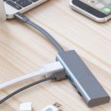 Allocacoc DockingHUB USB-C Grijs - thumbnail 2