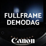 Canon Fullframe Demodag