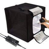 Godox LSD80 Portable Double Light LED Ministudio - thumbnail 1