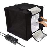 Godox LST80 Portable Triple Light LED Ministudio - thumbnail 1