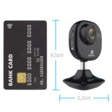 Ezviz Mini Plus IP-camera Zwart - thumbnail 3