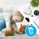 Ezviz Mini Plus IP-camera Zwart - thumbnail 7