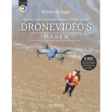 Gratis Focus op fotografie: Dronevideo's maken, 2e editie - Wiebe de Jager t.w.v. 31,99