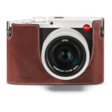 Leica Q (typ 116) Leather Protector Vintage Brown - thumbnail 2