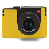 Leica Q (typ 116) Leather Protector Yellow - thumbnail 2