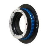 Novoflex Adapter Nikon Lens naar Fuji G camera m. diafragma controle - thumbnail 1