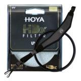 CameraNU.nl Strap + Hoya HDX UV-filter 77mm